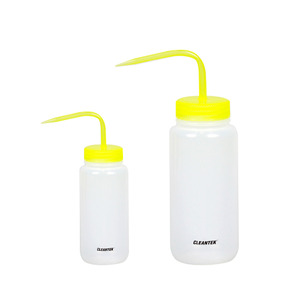 LDPE Wide-neck Wash Bottles